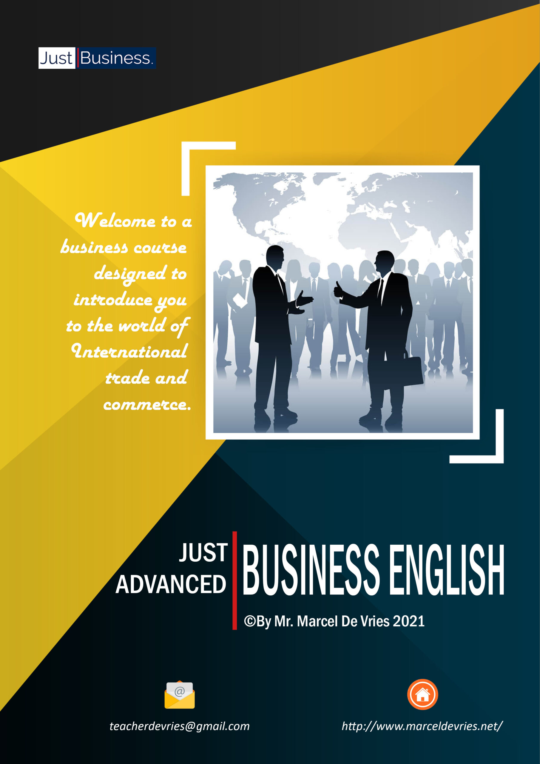 Just Business Advanced Business English